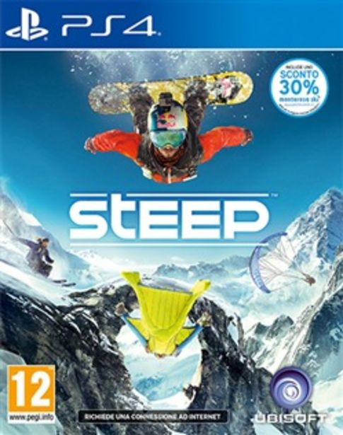 Offerta per Steep Ps4 a 29,99€