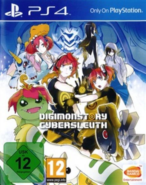 Offerta per Digimon Cyber Sleauth Ps4 a 49,9€