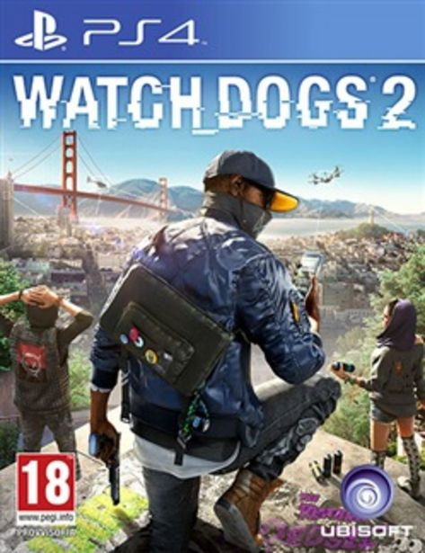 Offerta per Watch Dogs 2 Ps4 a 29,99€