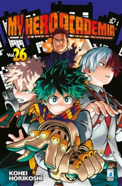 Offerta per My Hero Academia. Vol. 26 a 4,08€