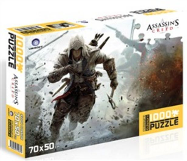 Offerta per Puzzle Assassin's Creed Connor_2 a 19,9€