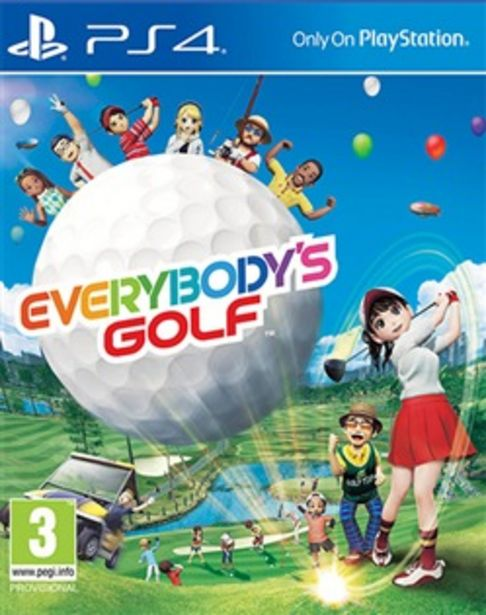 Offerta per Everybody's Golf - PS4 a 39,99€