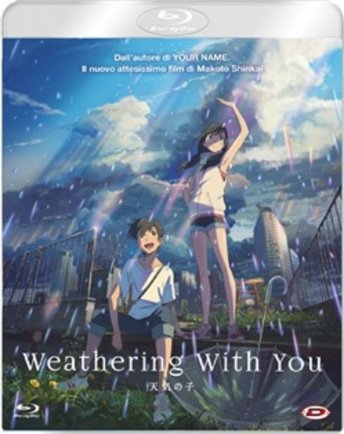 Offerta per Weathering With You a 16,99€