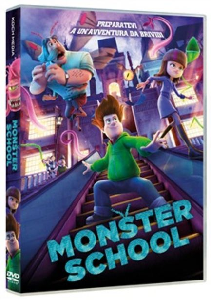 Offerta per Monster School a 11,04€