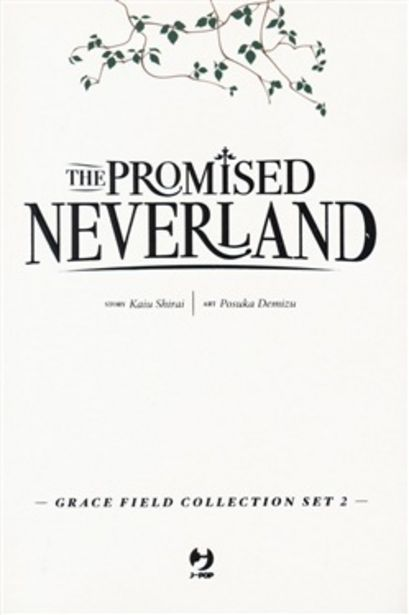 Offerta per The promised Neverland. Grace field collection set. Vol. 2 a 17€