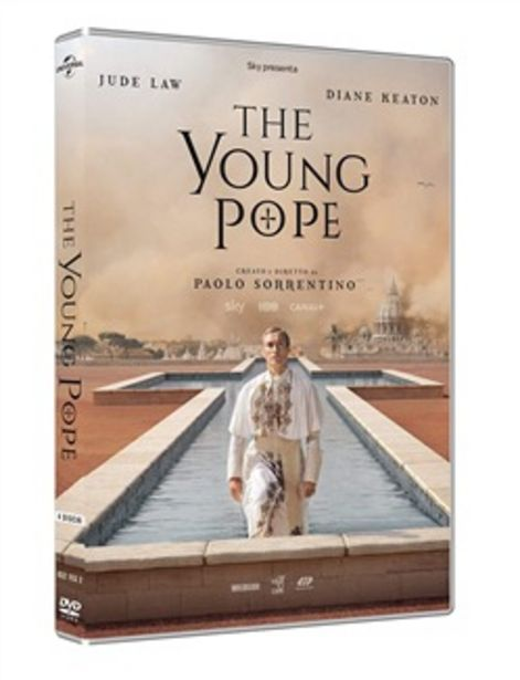 Offerta per The Young Pope (4 Dvd) a 16,99€
