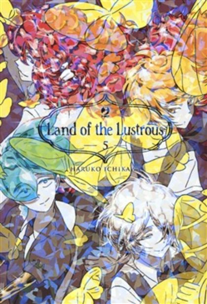 Offerta per Land of the lustrous. Vol. 5 a 7,12€