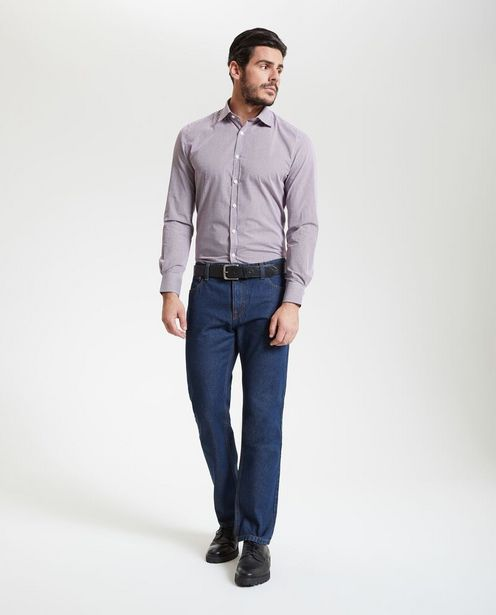 Offerta per Jeans fit regular uomo a 14,99€