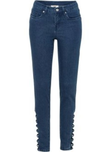 Offerta per Jeans push up con cut-out a 22,99€