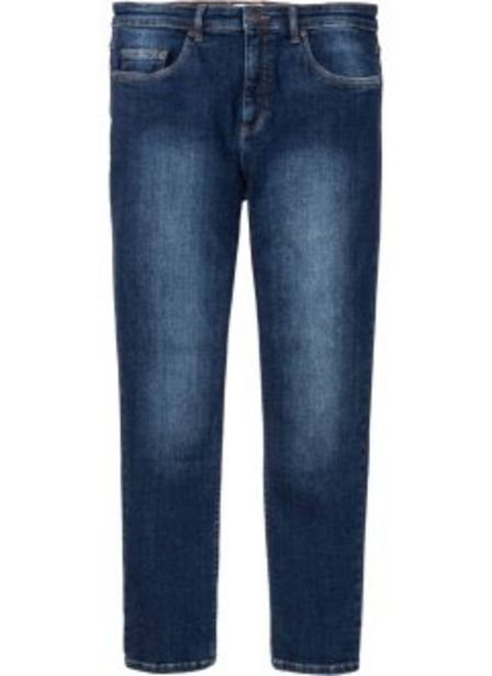 Offerta per Jeans powerstretch classic fit tapered a 19,99€
