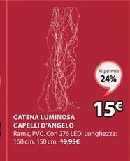 Offerta per Catena luminosa a 15€