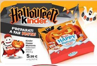 Offerta per Kinder Happy Moments  a 5,99€
