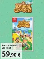 Offerta per Switch animal crossing a 59,9€