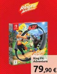 Offerta per Ring fit adventure a 79,9€