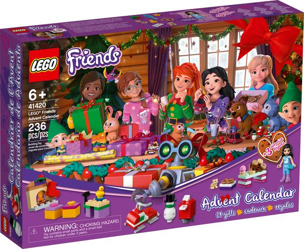 Offerta per Calendario dell'Avvento LEGO® Friends a 24,99€