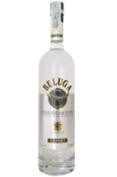 Offerta per Vodka Beluga Noble Russian 70cl a 30,3€