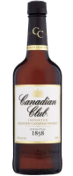 Offerta per Canadian Club Imported Blended Canadian Whisky 1Litro a 19,47€