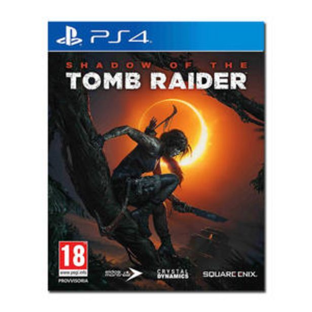 Offerta per Shadow of the Tomb Raider - PS4 a 15,99€