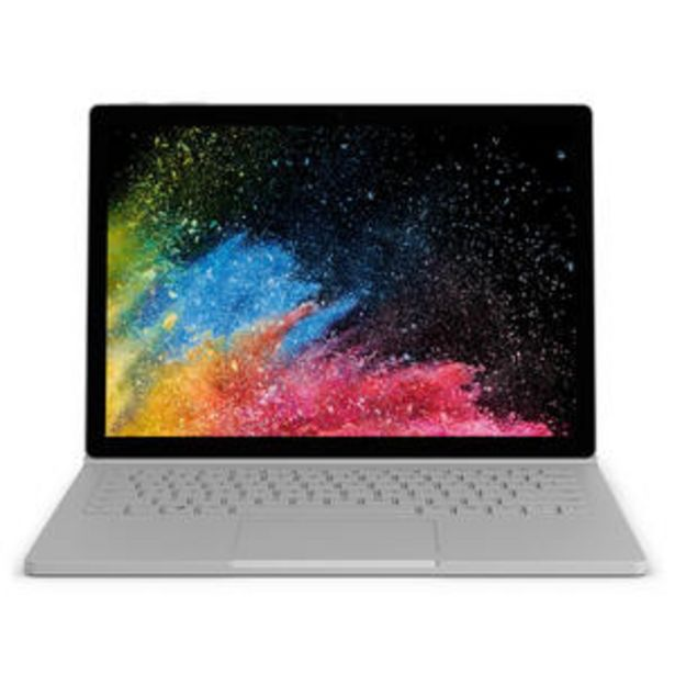 "Offerta per MICROSOFT Surface Book 2 15"" i7 1TB 16GB a 2499€"