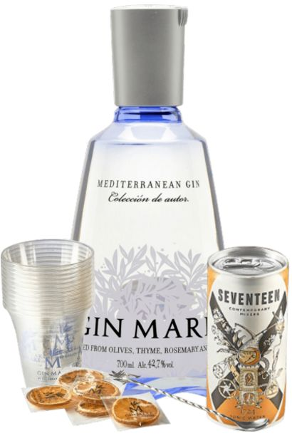 Offerta per Gin Mare Home Bar Kit a 50€