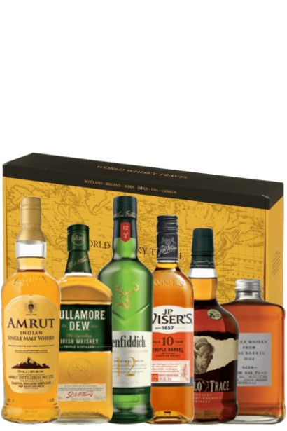 Offerta per World Whisky Travel Box a 156,9€
