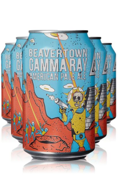 Offerta per Beavertown Gamma Ray Cassa da 24 Lattine x 33cl a 86€