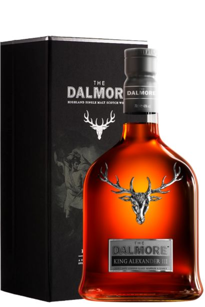 Offerta per The Dalmore King Alexander III Single Malt Scotch Whiksy 70cl (Astucciato) a 198€