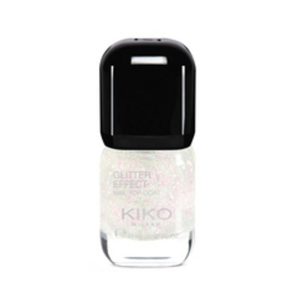 Offerta per Glitter effect nail top coat a 1,5€