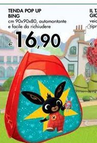 Offerta per Tenda Pop Up Bing a 16,9€