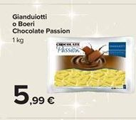 Offerta per Gianduiotti o Boeri Chocolate Passion a 5,99€