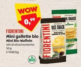 Offerta per Mini gallette BIO a 0,99€