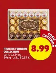 Offerta per Praline Ferrero Collection a 8,99€