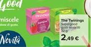 Offerta per The Twinings a 2,49€