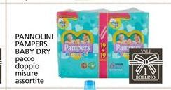 Offerta per Pannolini Pampers Baby Dry a
