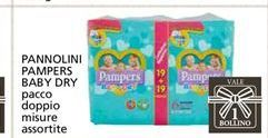 Offerta per Pannolino Pampers Baby Dry  a