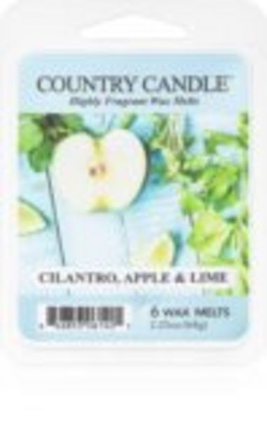 Offerta per Country Candle - Cilantro, Apple & Lime a 4€