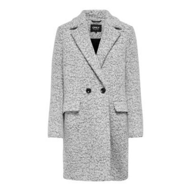 Offerta per ONLY CAPPOTTO NEWALLY WOOL a 40€