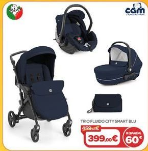 Offerta per Trio fluido city smart blu a 399€