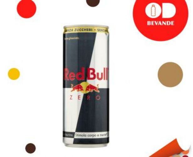 Offerta per Red Bull Zero Energy Drink a 2€