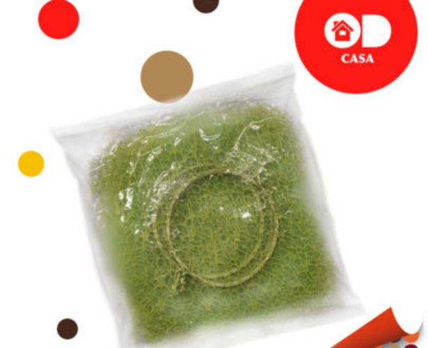 Offerta per Sacchettino In Rete Velo Color Verde 25×25 a 2,99€
