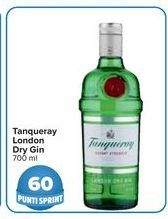 Offerta per Tanqueray london dry gin  a