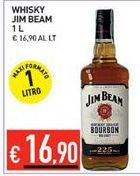 Offerta per Whisky Jim Beam a 16,9€