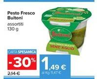 Offerta per Pesto fresco buitoni assortiti a 1,49€