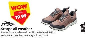 Offerta per Scarpe all weather a 19,99€