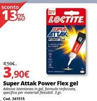 Offerta per Colla stick Attak a 3,9€