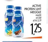 Offerta per Active Protein UHT Meggle a 1,25€