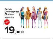Offerta per Barbie Color Reveal Shimmer a 19,9€