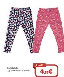 Offerta per Leggings a 4,85€