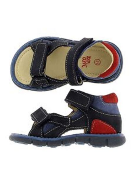 Offerta per Baby boys' leather sandals a 44,99€