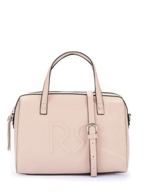 Offerta per Bauletto Logo in Similpelle color Dusty Pink a 59€